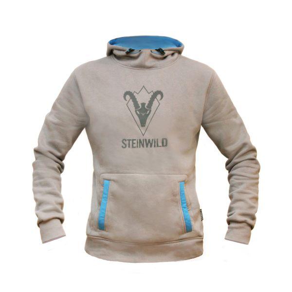 "Steinwild Herrenhoody ""Logo"""